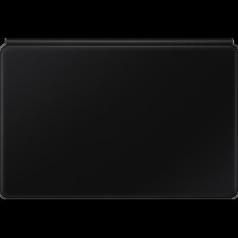 Samsung Keyboard Cover Galaxy Tab S7+ - Schwarz 99931225 vorne