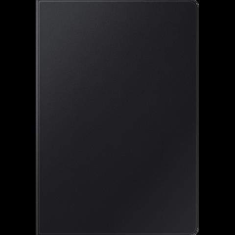 Samsung Book Cover Galaxy Tab S7+ - Schwarz 99931237 vorne