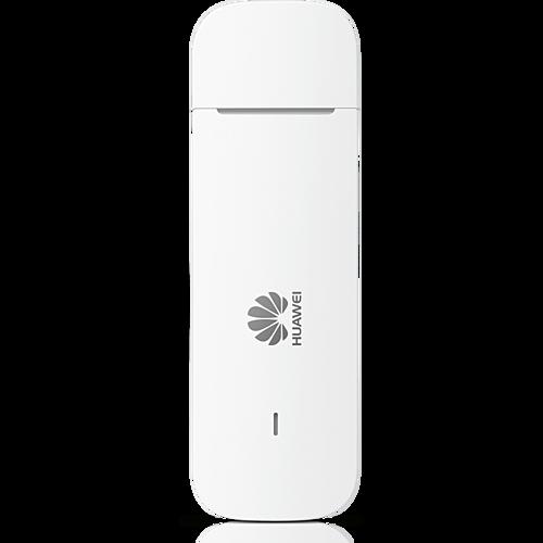 HUAWEI E3372h-320 LTE USB Stick Weiß Vorne