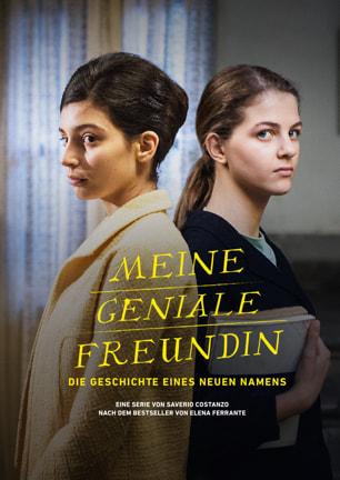 Bild zur Dramaserie MEINE GENIALE FREUNDIN