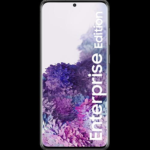 Samsung Galaxy S20+ 5G Enterprise Edition Cosmic Black Vorne