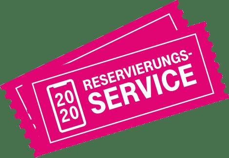 2020 | Reservierungsservice