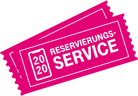 Reservierungsservice 2020