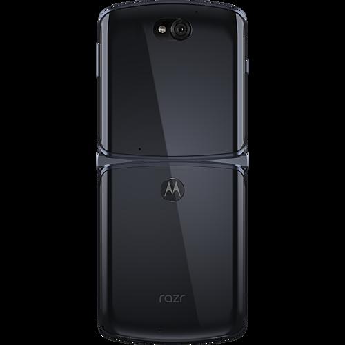 Motorola Razr 5G Schwarz Hinten