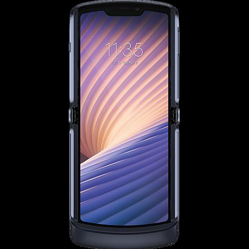 Motorola Razr 5G Schwarz Vorne