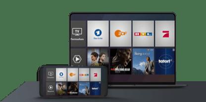 MagentaTV mit Magenta TV App