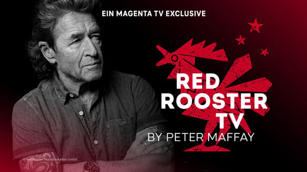 Musik-Talkshow Red Rooster TV by Peter Maffay