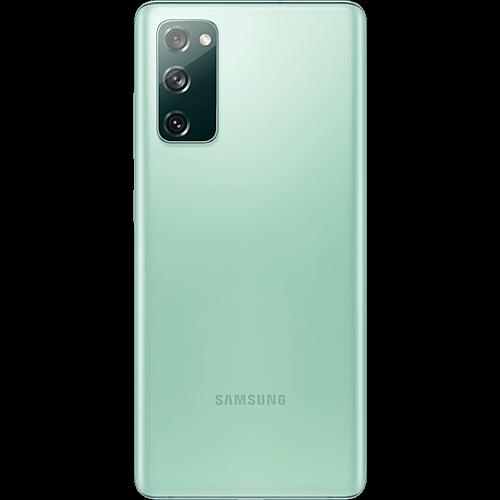 Samsung Galaxy S20 FE Cloud Mint Hinten