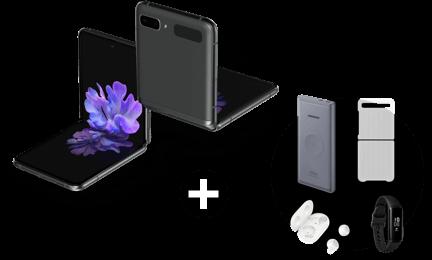Samsung Galaxy Flip Geschenkbox