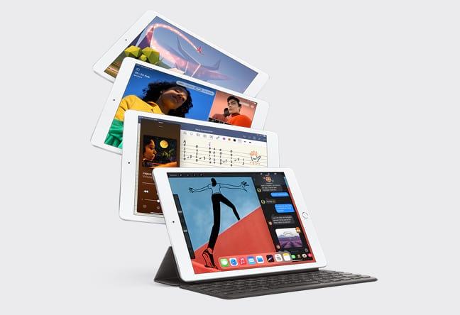 Das neue iPad erleben