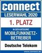 Laut connect Leserwahl, Heft 06/2020, Kategorie: Mobilfunknetz-Betreiber