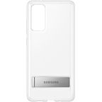 Samsung Clear Standing Cover Galaxy S20 FE - Transparent 99931340 kategorie