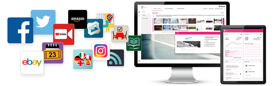 Homepage Erstellen Telekom