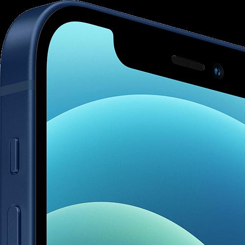 Apple iPhone 12 Blau Display