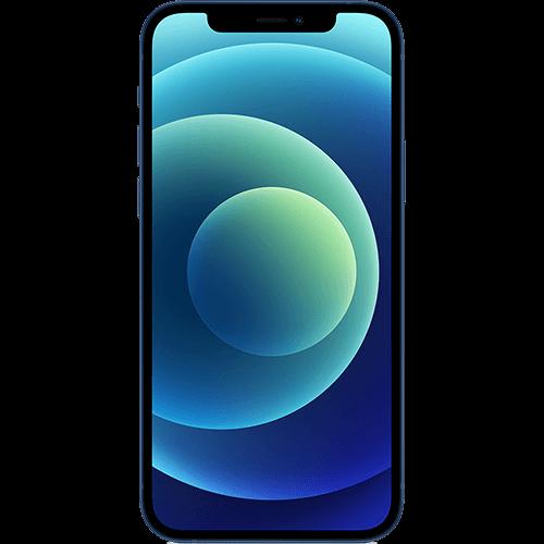 Apple iPhone 12 Blau Vorne