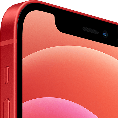 Apple iPhone 12 (PRODUCT)RED Display