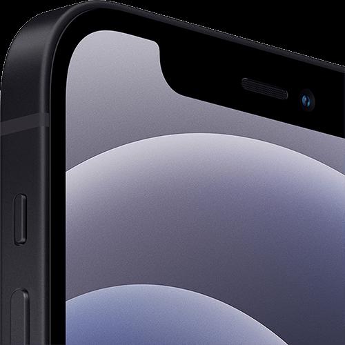 Apple iPhone 12 Schwarz Display