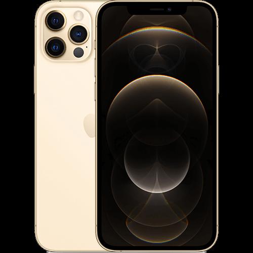 Apple iPhone 12 Pro Gold Vorne und Hinten