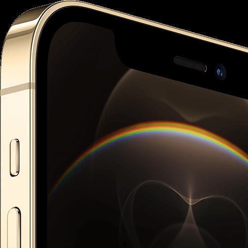 Apple iPhone 12 Pro Gold Display