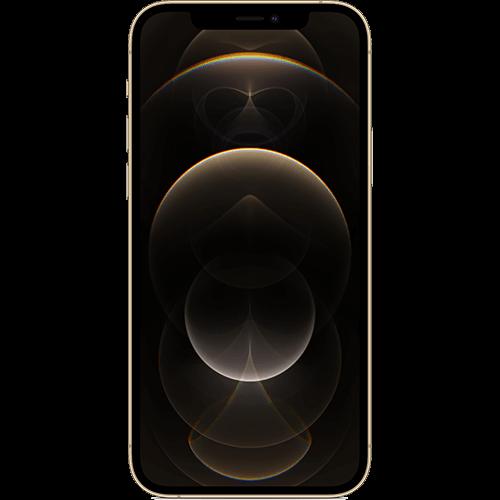 Apple iPhone 12 Pro Gold Vorne