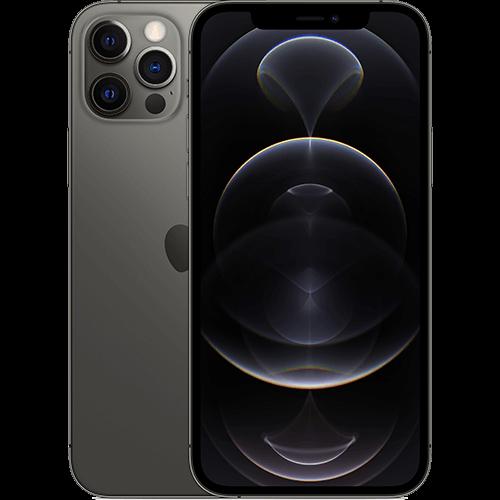 Apple iPhone 12 Pro Graphit Vorne und Hinten