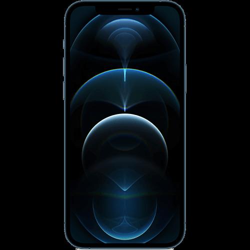 Apple iPhone 12 Pro Pazifikblau Vorne
