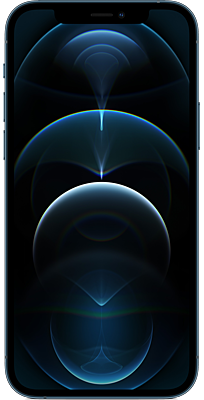 iPhone 12 Pro Pazifikblau