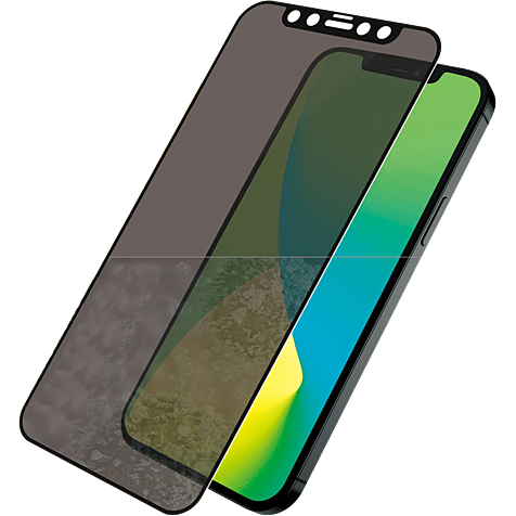 PanzerGlass Privacy Display Glas Apple iPhone 12 Pro 99931256 hero