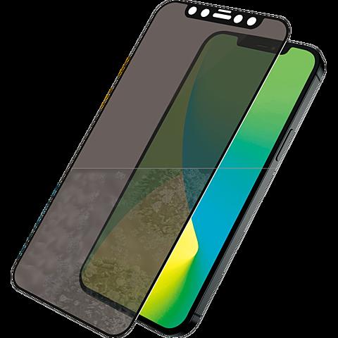 PanzerGlass Privacy Display Glas Apple iPhone 12 Pro 99931256 vorne