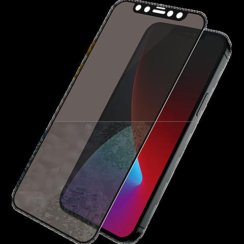 PanzerGlass Privacy Display Glas Apple iPhone 12 Pro Max 99931257 vorne