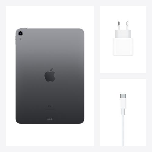Apple iPad Air (4. Gen.) WiFi Space Grau Gallerie 5