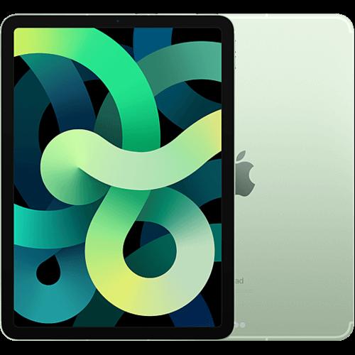 Apple iPad Air (4. Gen.) WiFi und Cellular Grün Vorne und Hinten