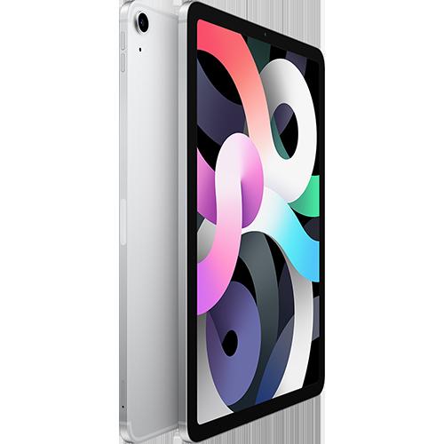 Apple iPad Air (4. Gen.) WiFi und Cellular Silber Gallerie 2