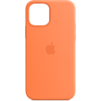 Apple Silikon Case iPhone 12 12 Pro - Kumquat 99931389 kategorie