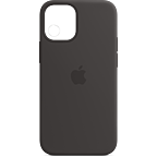 Apple Silikon Case iPhone 12 mini - Schwarz 99931391 kategorie