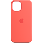 Apple Silikon Case iPhone 12 Pro Max - Zitruspink 99931342 kategorie