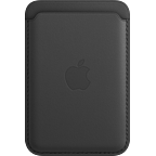 Apple Leder Wallet iPhone 12 Mini - 12 - 12 Pro - 12 Pro Max - Schwarz 99931395 kategorie