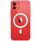 Apple Clear Case iPhone 12 Mini - Transparent 99931390 kategorie