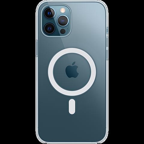 Apple Clear Case iPhone 12 Pro Max - Transparent 99931359 vorne