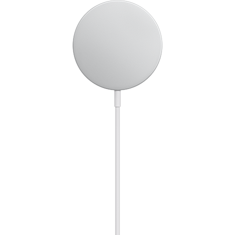 Apple MagSafe Induktives Ladegerät - Weiß 99931521 hinten