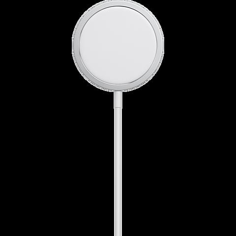 Apple MagSafe Induktives Ladegerät - Weiß 99931521 vorne