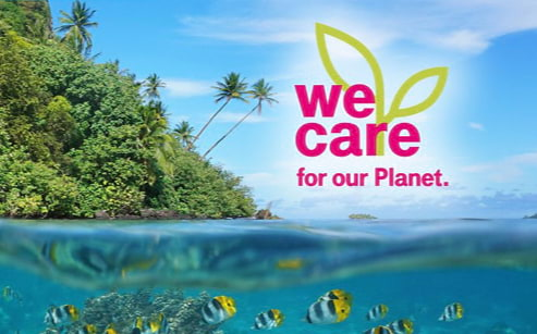 We care for our Planet