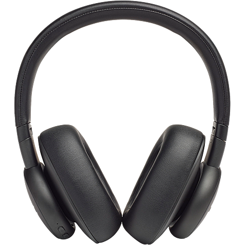 Harman Kardon FLY ANC Wireless Over-Ear Bluetooth-Kopfhörer - Schwarz 99931265 hero