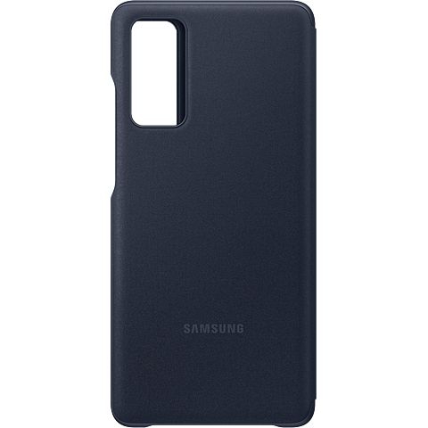 Samsung Clear View Cover Galaxy S20 FE - Transparent 99931339 hinten