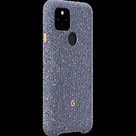 Google Stoff-Case Pixel 5 - Blue Confetti 99931353 hero
