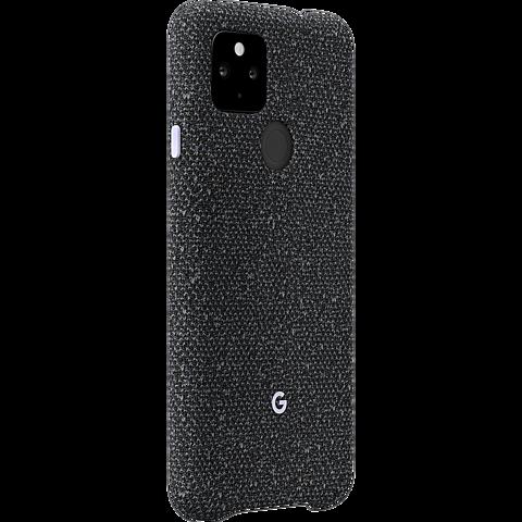 Google Stoff Case Pixel 4a - Basically Black 99931356 vorne