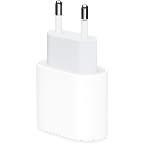 Apple 20W USB-C Power Adapter - Weiß 99931520 hero