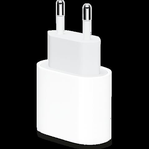 Apple 20W USB-C Power Adapter - Weiß 99931520 vorne