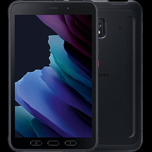Samsung Galaxy Tab Active3 LTE Enterprise Edition Black Vorne und Hinten