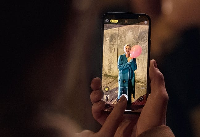 iPhone 12 pro mit 5G: Das neue Pro-Kamerasystem